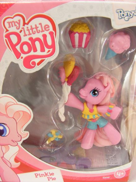 BNIB MY LITTLE PONY PONYVILLE PINKIE PIE MLP PONY